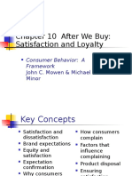 Chapter 10 Consumer Loyalty