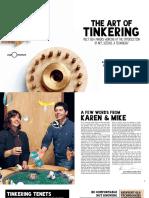 Art of Tinkering