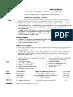 Pete Skill Resume 09