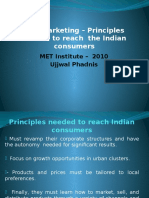 B2B Marketing - 5. Decisions in Facing Low Cost Rivals , MET Institute