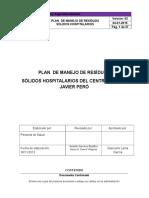 Plan Manejo Rsh - Cmjp 2015