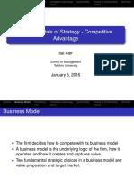 Competitive Advantage 2015-16