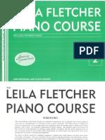 Leila Fletcher Piano Book 2