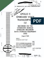 Apollo 11 Transcript