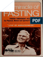 The Miracle of Fasting for Agelessness--physical, Mental & Spir