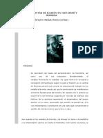 Vasquez Rocca, Adolfo - LA VOLUNTAD DE ILUSIÓN EN NIETZSCHE Y DERRIDA