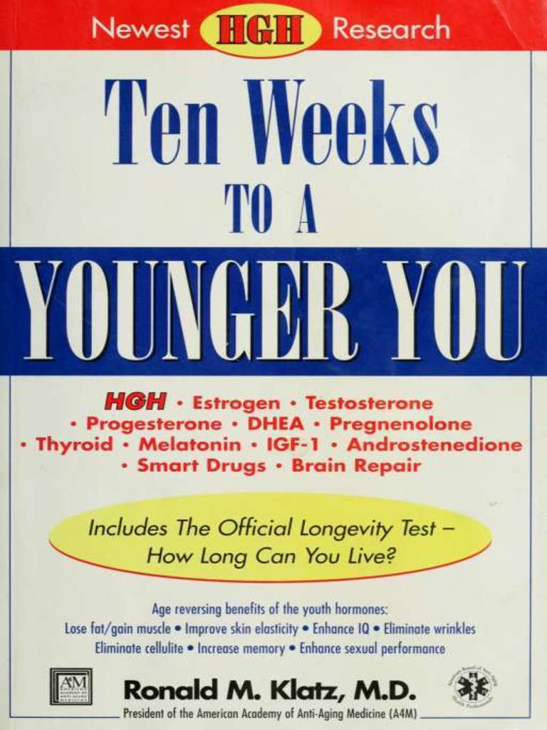 Ten weeks to a younger you newest hgh research growth hormone ten weeks to a younger you newest hgh research growth hormone life extension fandeluxe Choice Image
