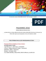 Palmarès Festival de Luchon