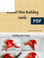 Kossel Mini Building Guide