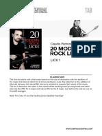 Documents.tips Cp20modernrocklicks Lick1 Tab