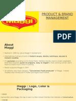 presentation on Maggi