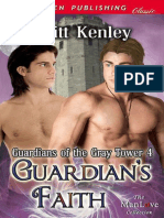 Britt Kenley - [Guardians of the Gray Tower 4] - Guardian's Faith