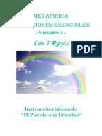 Metafísica 21 lecciones esenciales. Volumen 2. Los 7 Rayos.pdf