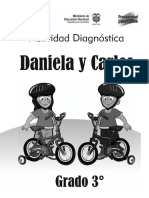DIAGNOSTICO 3° matematicas
