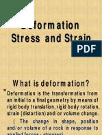 Lect 3 Deformation