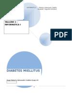 Diabetes Miellitus