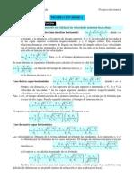 Prospeccion Sismica Formulas