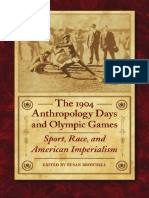 The 1904 Anthropology Days and Olimpic Games