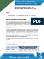 A de Aprendizaje Unidad 1 Introduccion a Los Sistemas de Gestion de La Calidad- POLANCO GIRALDO MX