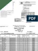 DepED-FORM-18-E-1 - SIR HANZEL SALVA PATAG E/S MARILOG DISTRICT DAVAO CITY