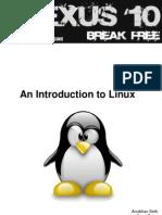 Linux Tutorial Souri