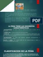 Diapositivas de Derecho Penitenciario