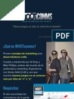 09b - UNIAT Lino-Ramírez Maestría-Videojuegos Examen-WOOTcomms