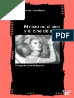 El Sexo en El Cine y El Cine de - Ramon Freixas