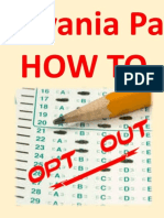 How to Opt Out of Standardized Exams