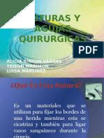 SUTURAS QUIRURGICA