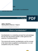 Cannibalization