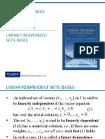 Algebra Lineal 3 Espacios Vectoriales