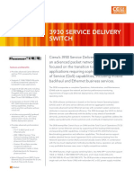 3930 Service Delivery Switch DS