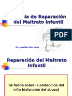 Terapia Reparación Maltrato Infantil