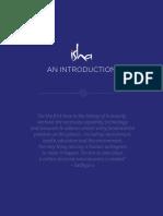 Isha an Introduction