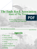 TERA State Of The Town 2016