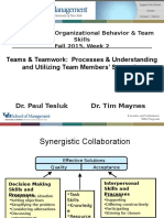 MGB 610-611 - wk 2 Team Processes & DISC- Fa2015 - handout.ppt
