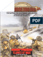 Flames of War - A Bridge Too Far
