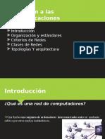 1.0 Introducción a Las Telecomunicaciones