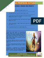 Estudio # 2 La Segunda Venida de Cristo (2)
