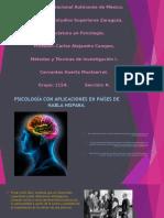 Psicología Con Aplicaciones en Países de Habla Hispana.