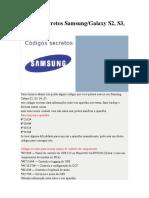 Códigos Secretos Samsung