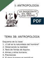 Tema 3 b Antropología