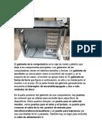 componentes internos del computador