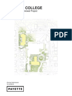 Williams College Science Quad Proposal
