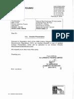 Result Presentation [Company Update]