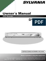 Sylvania DVR90DE DVD Recorder Pdf_14807