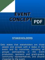 Event Concepts
