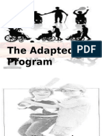 the adapted program.pptx