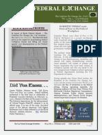 C4C Federal Exchange Newsletter